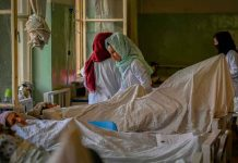 Sistema de salud sanitario de Afganistán está al borde del colapso
