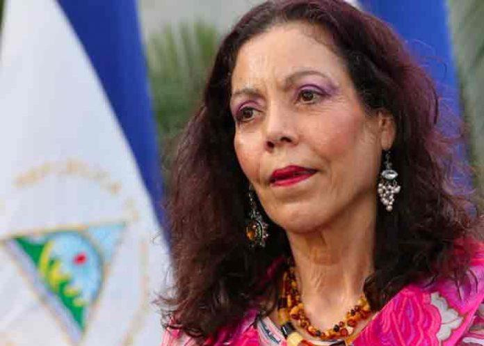 Vicepresidenta Rosario Murillo: