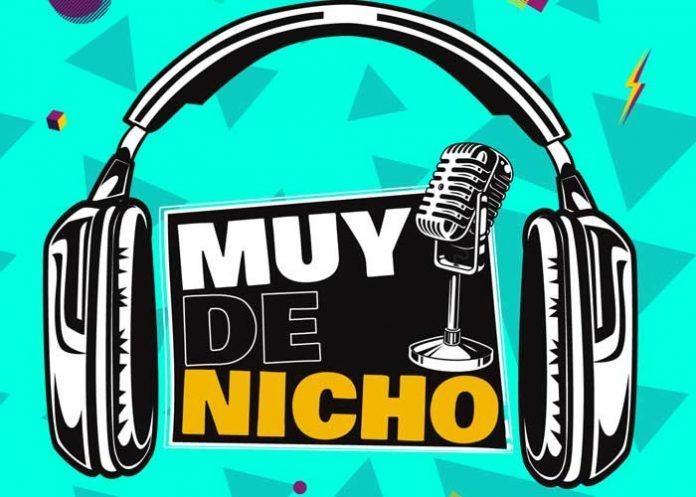 Imagen del logo del podcast Muy de Nicho