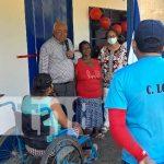Nuevas viviendas dignas para familias de Nandaime