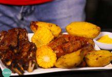 14 tipos de salchichas y cortes premium son la especialidad del Rinconcito de la Salchicha