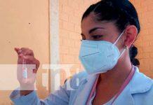 Nicaragua comenzará a vacunar a personas de 30 años a partir del 20 de septiembre