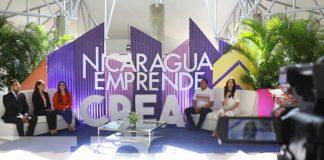 Conferencia de prensa de Nicaragua Emprende