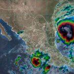 """Se prevén más lluvias en México por la tormenta tropical """"Nicholas"""""""
