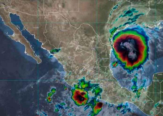 Se prevén más lluvias en México por la tormenta tropical