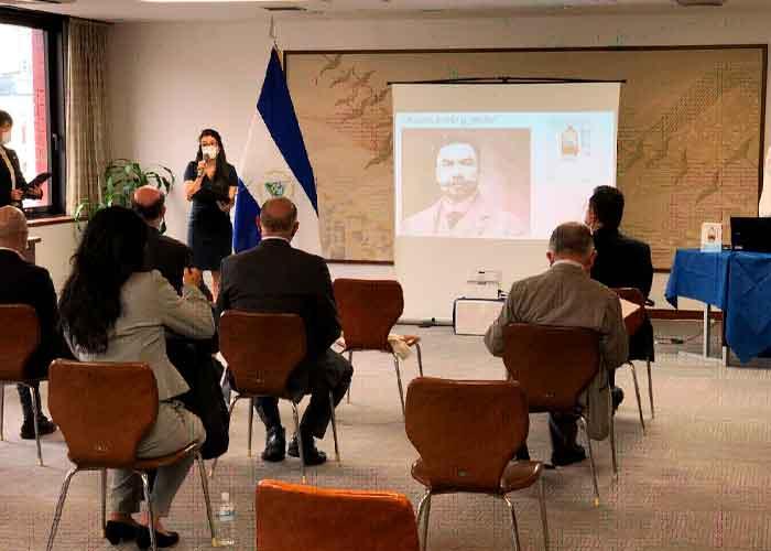 """Embajada de Nicaragua en Japón realizó conferencia """"Rubén Darío y Japón"""""""