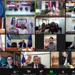 Nicaragua participa en conferencia de Ministros de Agricultura de las Américas 2021