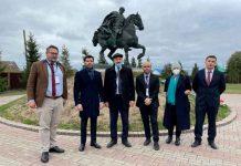 Delegación de Nicaragua acompaña el proceso electoral en Rusia