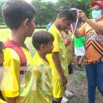Gobierno abre espacios deportivos en la Isla de Ometepe