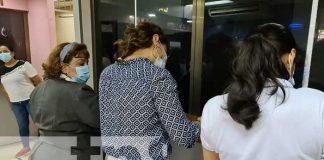 Pago a trabajadores de la salud en Nicaragua para septiembre