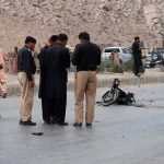 Un atentado suicida en Pakistán deja tres muertos y 20 heridos.