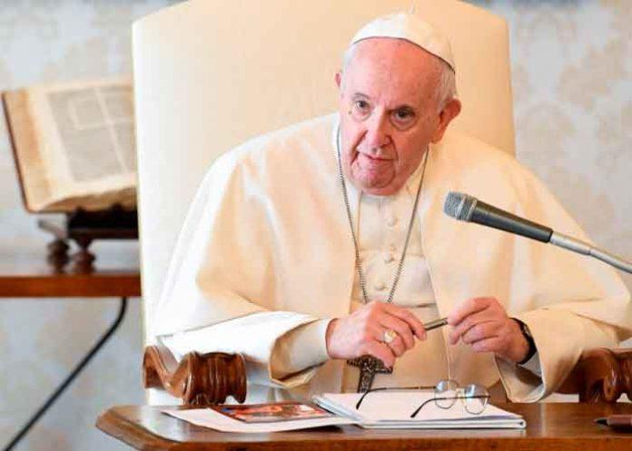 El papa Francisco reveló que tras su operación