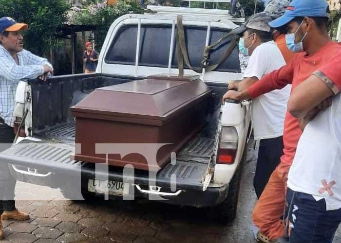 Propinan estocada mortal a un hombre en Santo Domingo Chontales