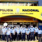 Policía Nacional en Nueva Segovia celebra 42 años de fundación