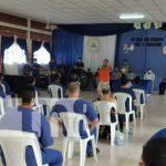 Actividad con privados de libertad/presos en Nicaragua por campaña anti drogas