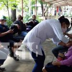 Charla integral sobre prevención del suicidio en Nicaragua