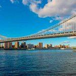 Un puente de Nueva York