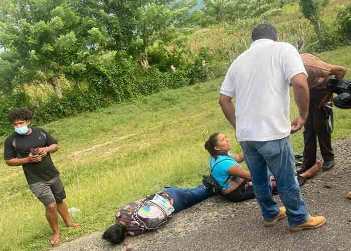 Mujer embarazada muere por fulminante rayo en Yoro, Honduras