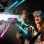 Holoride, entretenimiento a bordo con realidad virtual.