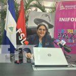 Reporte de proyectos que realizan las alcaldías en Nicaragua