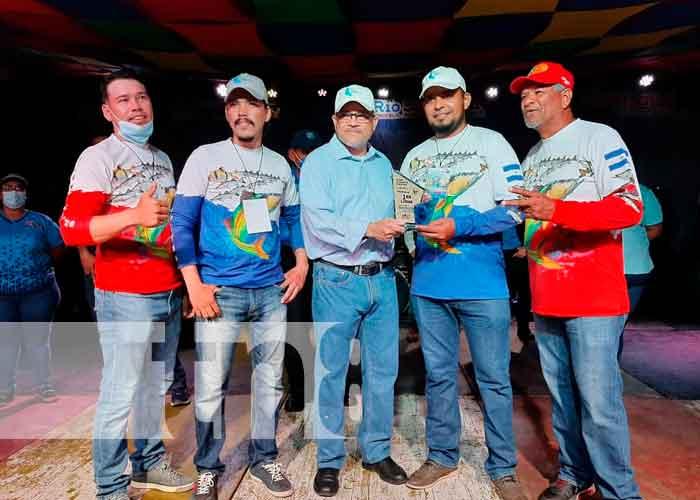 Torneo de pesca internacional en el Río San Juan