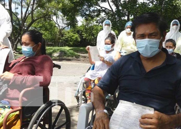 Más personas superan el Covid-19 en Estelí