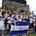 Funcionarios públicos de Nicaragua visitan la Hacienda San Jacinto