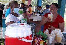 Foto: Celebran el carnaval del maíz en San Miguelito, Río San Juan / TN8