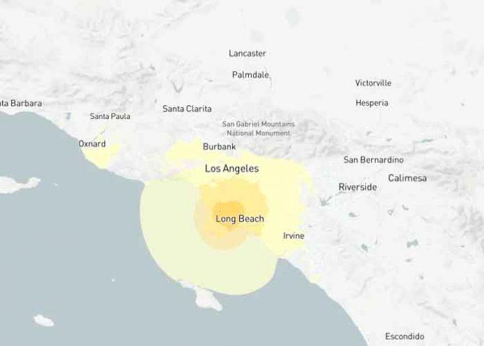 Sismo de magnitud 4.3 sacude Los Ángeles