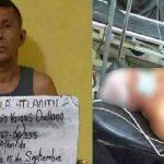 Expastor evangélico machetea a taxista que enamoró a su mujer, Honduras