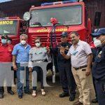 Nueva estación de bomberos para Telpaneca, Madriz
