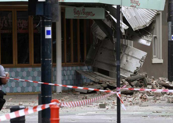 Terremoto de 5,8 deja afectaciones en Australia