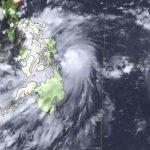 Tifón Conson provoca apagones en el este de Filipinas