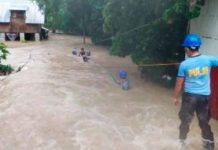 Al menos 14 muertos deja el tifón Jolina en Filipinas