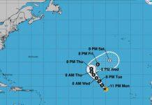 Otra depresión tropical en el Atlántico, podría convertirse en huracán