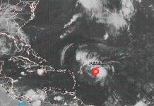 Se formó la tormenta tropical Peter en el Océano Atlántico