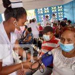 Jornada de vacunación contra el COVID-19 en Bilwi