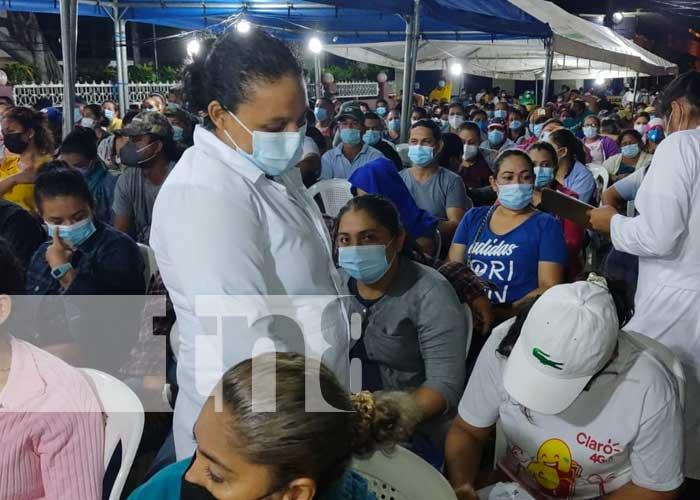 Jornada de vacunación a mayores de 30 años en Chontales