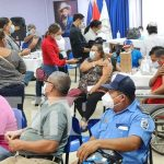 Jornada para aplicación de vacuna Sputnik V en Managua