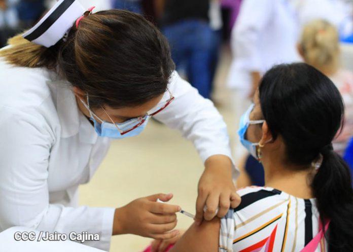 Jornada de vacunación contra el COVID-19