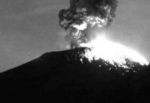 Japón lanza alerta tras erupción volcánica