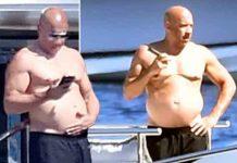 "Vin Diesel demasiado ""gordo"""