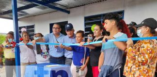 Nuevas viviendas para familias en Ciudad Sandino, Managua