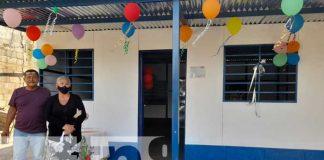 Entrega de viviendas dignas para familias en Ciudad Sandino