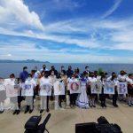 Actividad ambiental en el Lago Xolotlán