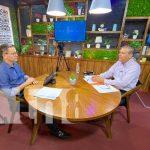 Entrevista a Alfredo Coronel, representante de zonas francas, para hablar de ese sector económico de Nicaragua