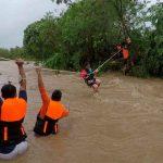 Tormenta tropical Kompasu deja 30 muerto y 14 desaparecidos en Filipinas.
