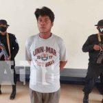 Policía Nacional captura a prófugo de la justicia señalado por muerte homicida