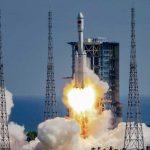China lanzó el primer satélite de exploración solar (VIDEO)
