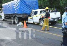 Tres personas fallecidas deja fuerte accidente en Estelí